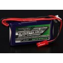 Turnigy nano-tech 460mah 2S 25~40C Lipo Pack